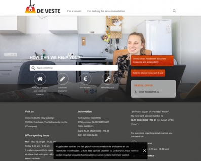 Woningstichting de Veste